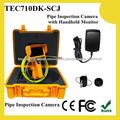 cámara de inspección de tuberías de agua TEC710DK-SCJ