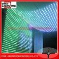 p80 pantallas publicitarias módulo de visualización transparente de Led Display producto caliente 2014