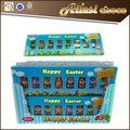 2014 32gPascua del conejito de Pascua de chocolate dulces de chocolate regalo del conejito