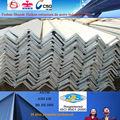 De alta calidadigual/desigual de acero galvanizado ángulo