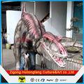traje de dinosaurio Equipos del parque de atraccione
