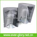Negro Lámina De Aluminio Bolsa De Envasado Al Vacío Por Máscara facial