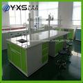 venta caliente antiestático resistente a productos químicos de laboratorio de la escuela mesa de trabajo