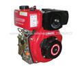 4.2hp 4 tiempos monocilíndrico motor diesel refrigerado por aire