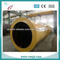 Alta calidad y rendimiento de la secadora rotativa de alta aserrín con precio de fábrica caliente de la venta