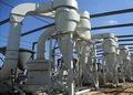 el equipo del separador de polvo certificación CE y iso9001