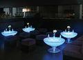 Redonda de alto contemporánea llevó mesa de bar