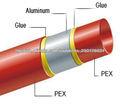 PEX-AL-PEX tubería