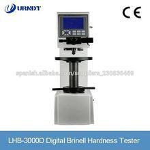 URNDT LHB-3000D Digital Brinell Probador de la Dureza