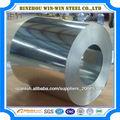 ISO9001 Skin-pass zero spangle dx51d lámina galvanizada acero