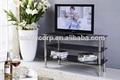 diseño moderno templado tv vaso soporte