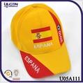 gorros de deportivas y sombreros/ gorras del fútbol de copa mundial 2014