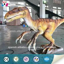 dinosaurio mecánico de tamaño natural,