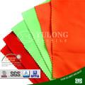 EN20471 tela naranja fluorescente para las batas de alta visibilidad para la venta