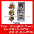 platos de porcelana & decorado plato para ragalo de promación