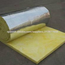 Lana de fibra de vidrio de aislamiento térmico para tejados y fachadas