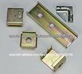 Hoja de metal estampadas zincado