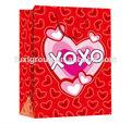 regalo bolsa de papel para celebrar bodas