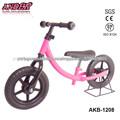 Bebê de scooter da bicicleta crianças moto equilíbrio crianças aprendendo bicicleta