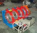 Máquina de soldadura por presión hidráulica PE