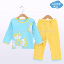 sistema al por mayor de encargo del bebé del diseño de la ropa del