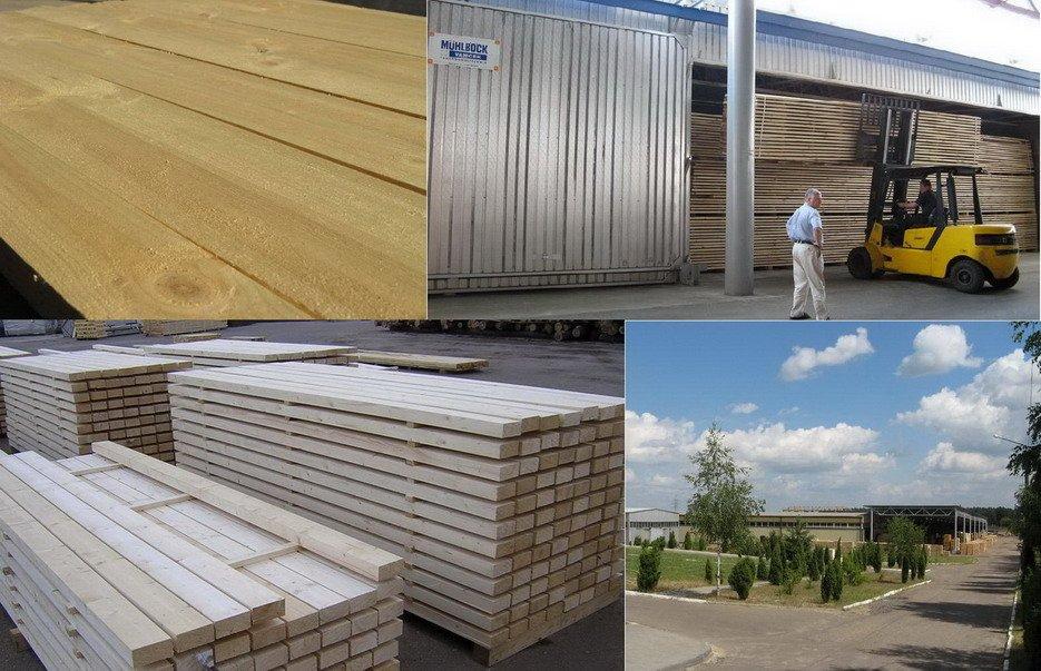 Timber (Pine, Spruce)