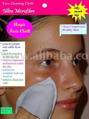 Exfoliating Face Cloth