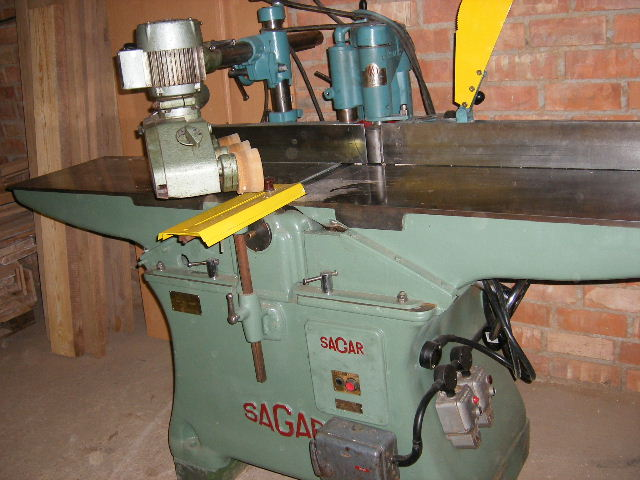 surplus woodworking equipment