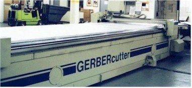 Gerber Cutter Model S91