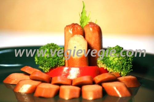 Vegie Hotdog Frozen Food