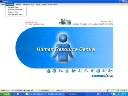 Hrms Software