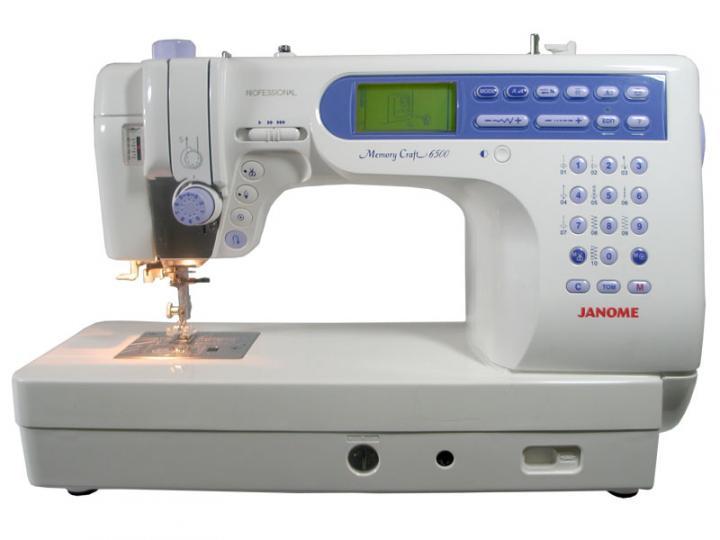 Janome Memory Craft 6500P Sewing Machine Craft Sewing Machine