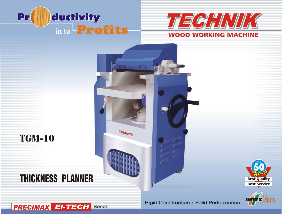 woodworking machinery manufacturers in gujarat