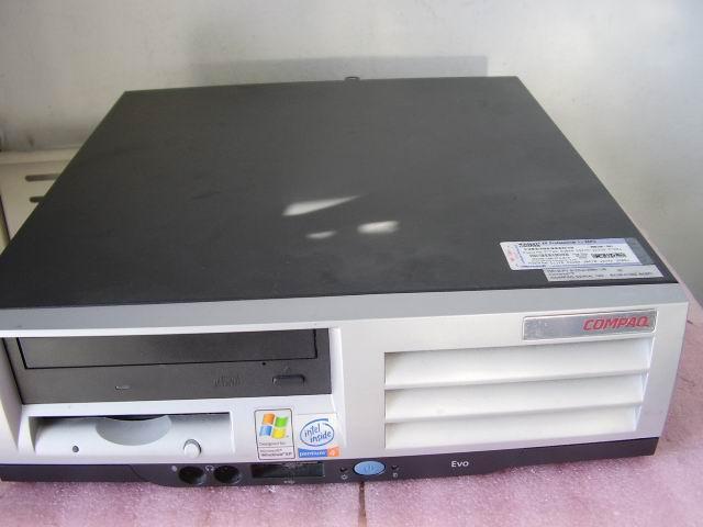 compaq evo desktop. used Compaq EVO (SFF)