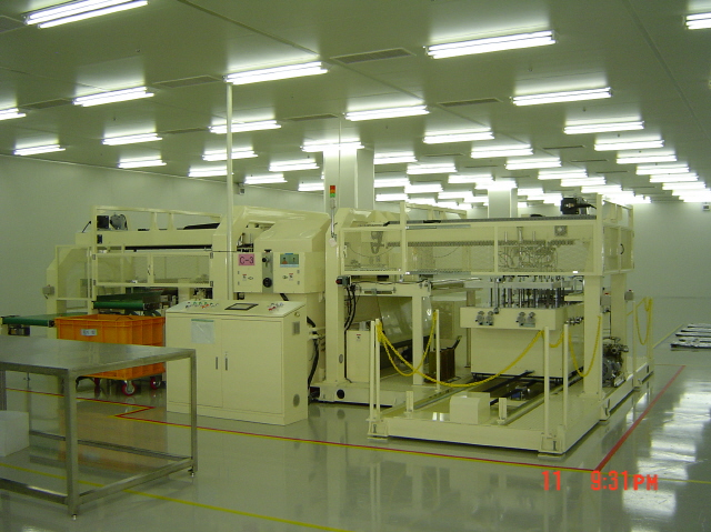 LCD Polarized film (Sheet) Tomson Cuttin