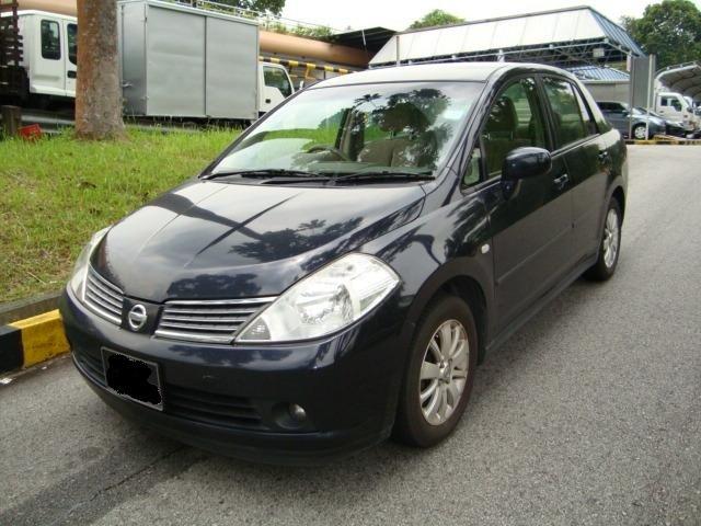 Nissan Latio Used Car