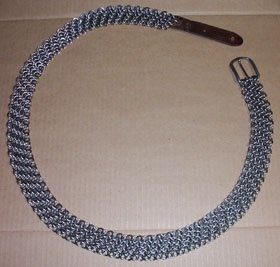 Chainmail Manufacture | RM.