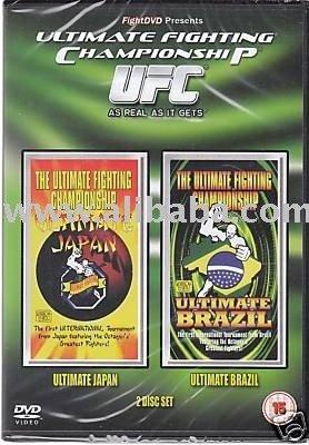UFC ULTIMATE JAPAN & ULTIMATE BRAZIL.. N