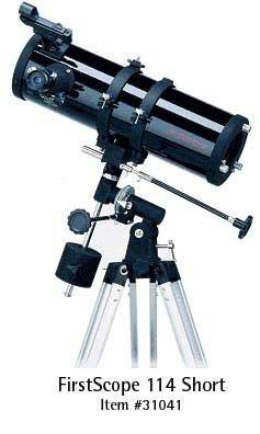 Celestron - NexStar 114 GT Newtonian Reflector Telescope