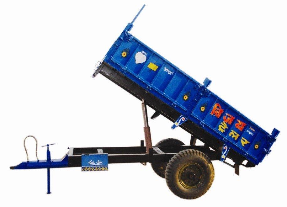 vijay tractor trailer