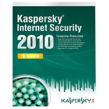 Kaspersky Internet Security 2010 OEM. Комплектующие.