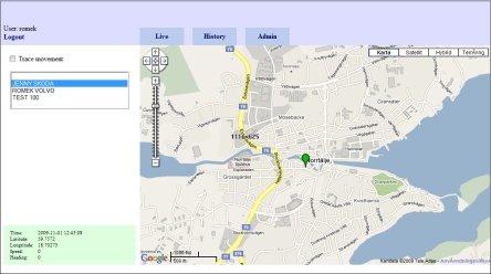 gps tracking software fleet management
