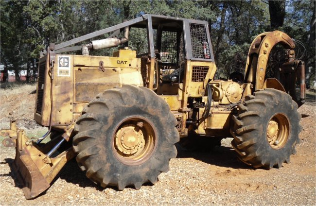 1980 518 cat skidder related keywords amp suggestions 1980 518 cat