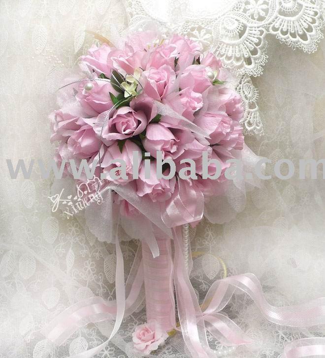 wedding bouquetpink