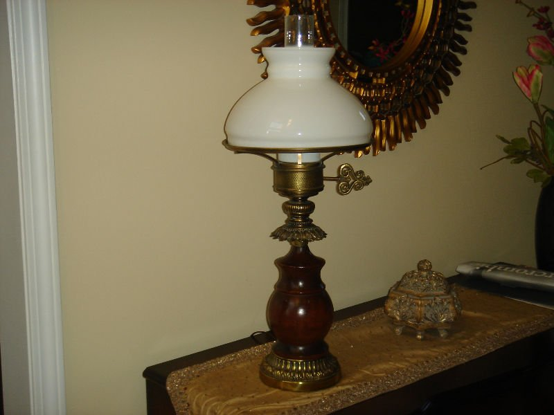 Antique and Vintage Table Lamps