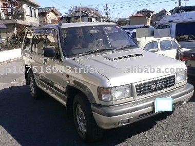 C 1996 Isuzu Bighorn Diesel Used Car