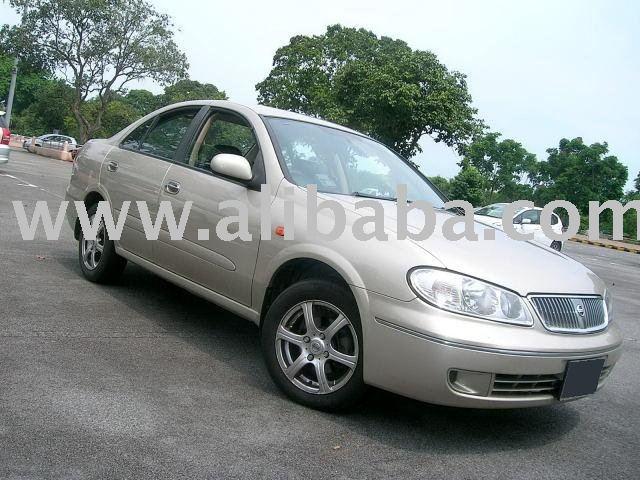 YOM:2004 NISSAN SUNNY EX1.6A car