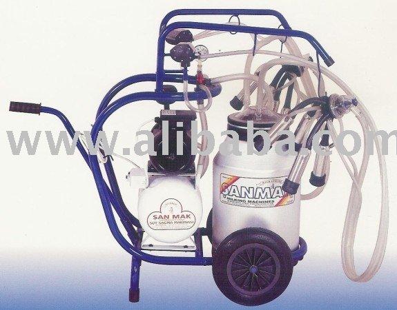 Sanmak Milking Machine (Double Milking)