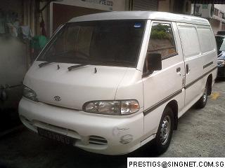 Hyundai Grace H-100 Van
