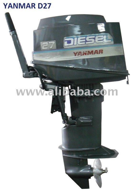 Outboard Diesel Yanmar D27 Recommended Outboard Diesel
